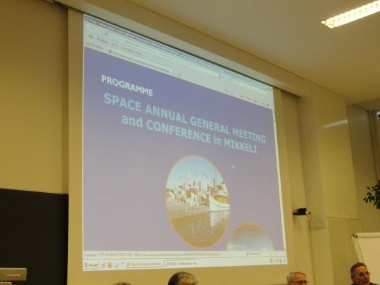 SPACE Mikkeli 2014